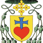 Bishop Steensen's coat of arms