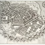 Prospect of Hamburg. Creator: Wenceslas Hollar.